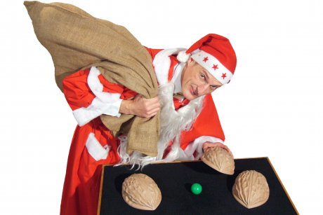 Weihnachtsfeier Unterhaltung.Wie Jedes Jahr Liefert Der Grosse Bagatello Beste Unterhaltung Für